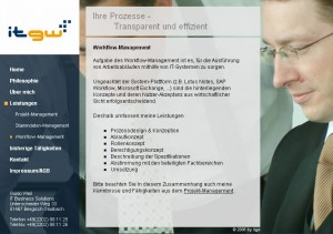 itGW – Guido Weil IT-Consultant | Corporate Website
