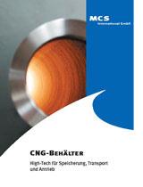 MCS International GmbH - Broschüren